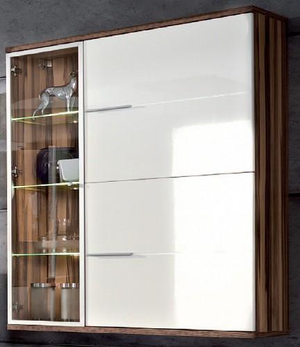 h ngevitrine luna h ngeschrank h ngeelement vitrine. Black Bedroom Furniture Sets. Home Design Ideas