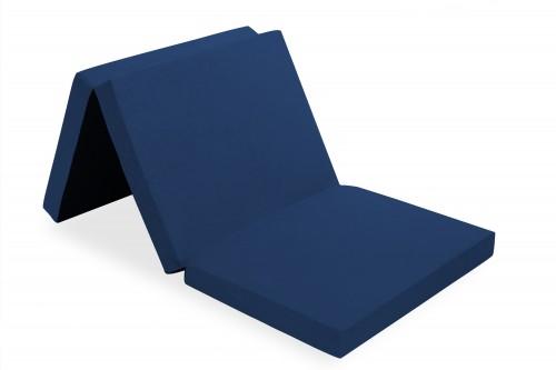 klappmatratze 195 cm klappliege faltmatratze g stebett matratze sitzhocker neu ebay. Black Bedroom Furniture Sets. Home Design Ideas