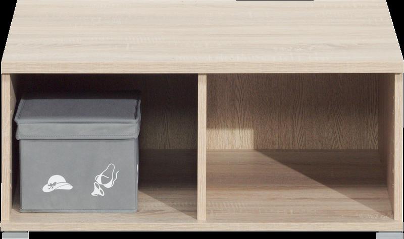lowboard cs schmal rio art 87 cm unterbauschrank aus spanplatte tv kommode neu ebay. Black Bedroom Furniture Sets. Home Design Ideas