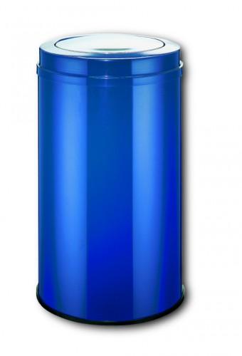 wesco big swing 120l design m lleimer abfalleimer blau ebay. Black Bedroom Furniture Sets. Home Design Ideas