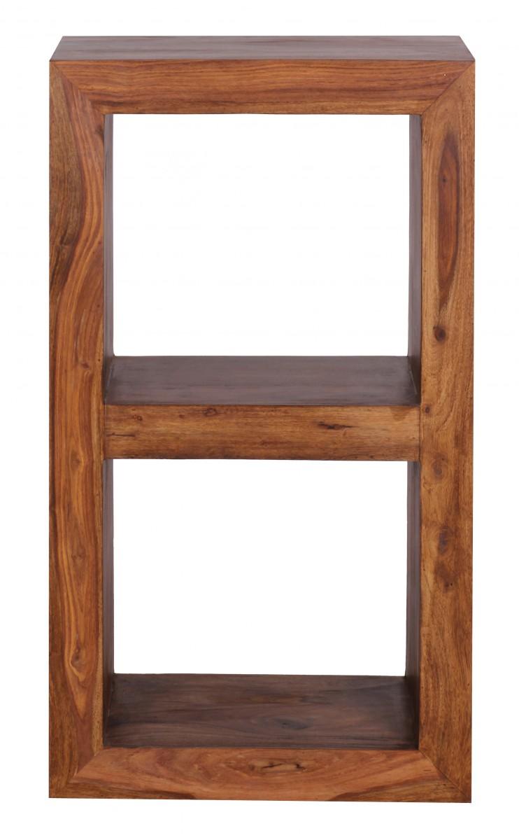 wohnling sheesham legno massiccio solide scaffale