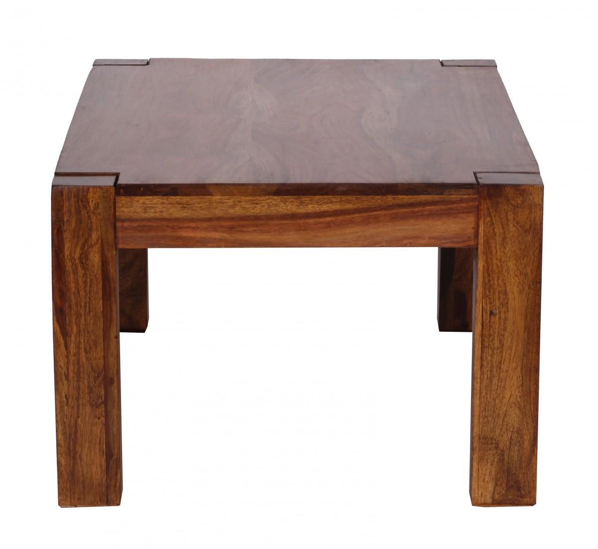 Wohnling Table Basse Salon Salle S Jour 110x60cm Massif D