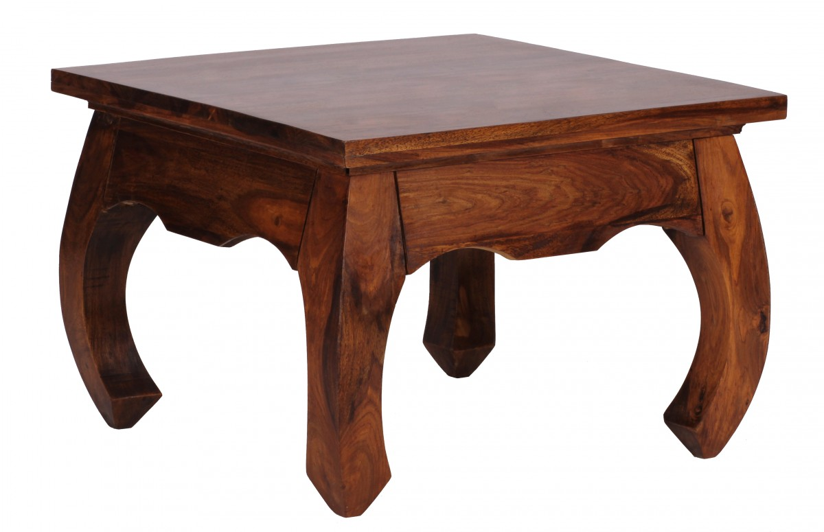 WOHNLING SHEESHAM COFFEE SIDE END TABLE SOLID WOOD