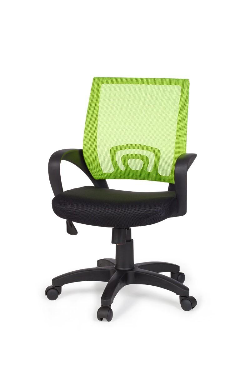 cooler b rostuhl drehstuhl schreibtischstuhl schwarz gr n. Black Bedroom Furniture Sets. Home Design Ideas