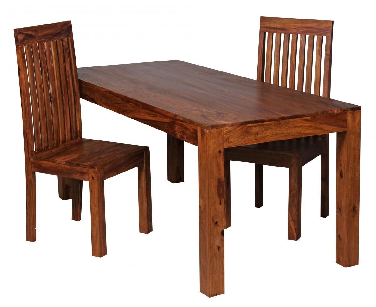 xxl esstisch massiv 180 x 80cm massivholz k chentisch esszimmer tisch neu ebay. Black Bedroom Furniture Sets. Home Design Ideas