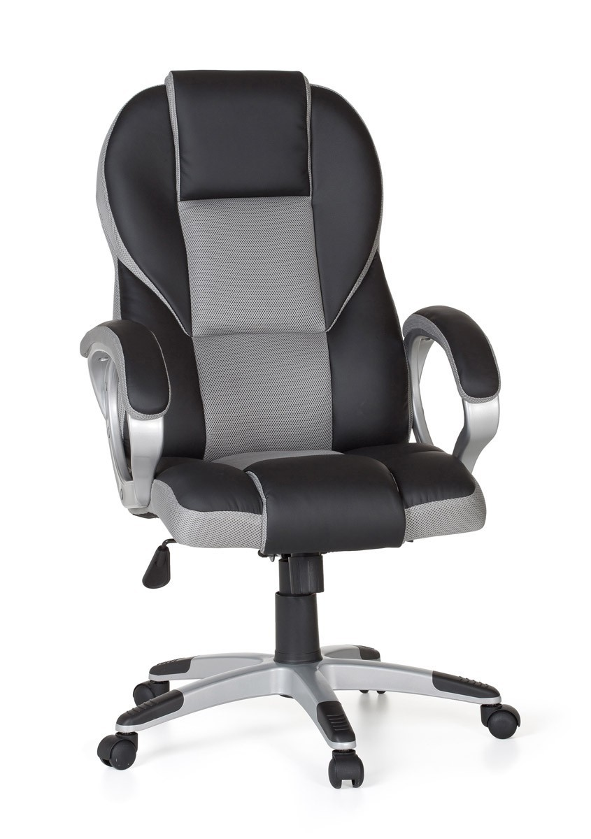 finebuy race sport executive office swivel desk chair high