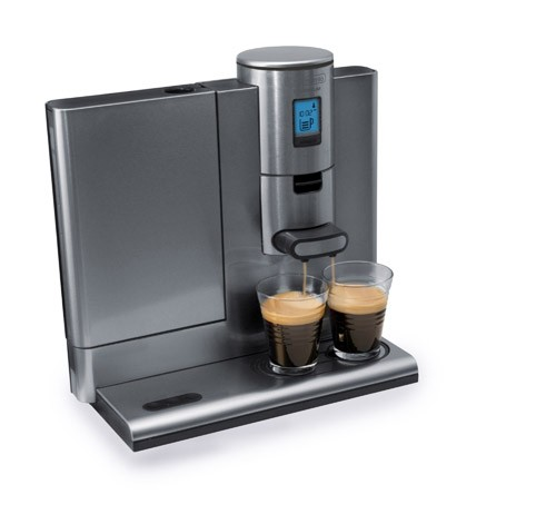 inventum pat kaffeemaschine kaffeeautomat senseo 1500w ebay. Black Bedroom Furniture Sets. Home Design Ideas