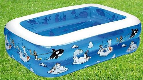 Gartenpool babypool reisebett baby badewanne neu kuli ebay for Gartenpool ebay