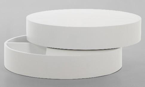 wohnzimmertisch dagon hochglanz weiss 80 cm couchtisch. Black Bedroom Furniture Sets. Home Design Ideas