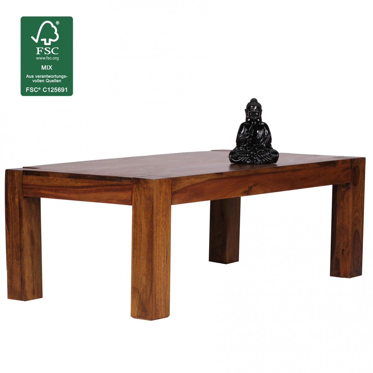 Very Impressive portraiture of  SOLID WOOD COFFEE SIDE TABLE LIVING ROOM FURNITURE 110x60 NEW eBay with #6F381C color and 1200x1200 pixels