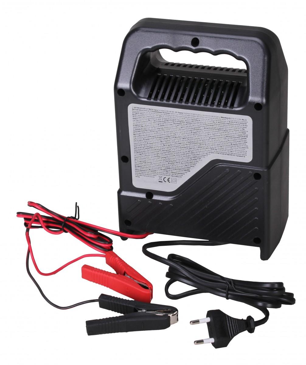 batterie ladeger t 6v 12v 8a batterielader motorrad kfz. Black Bedroom Furniture Sets. Home Design Ideas
