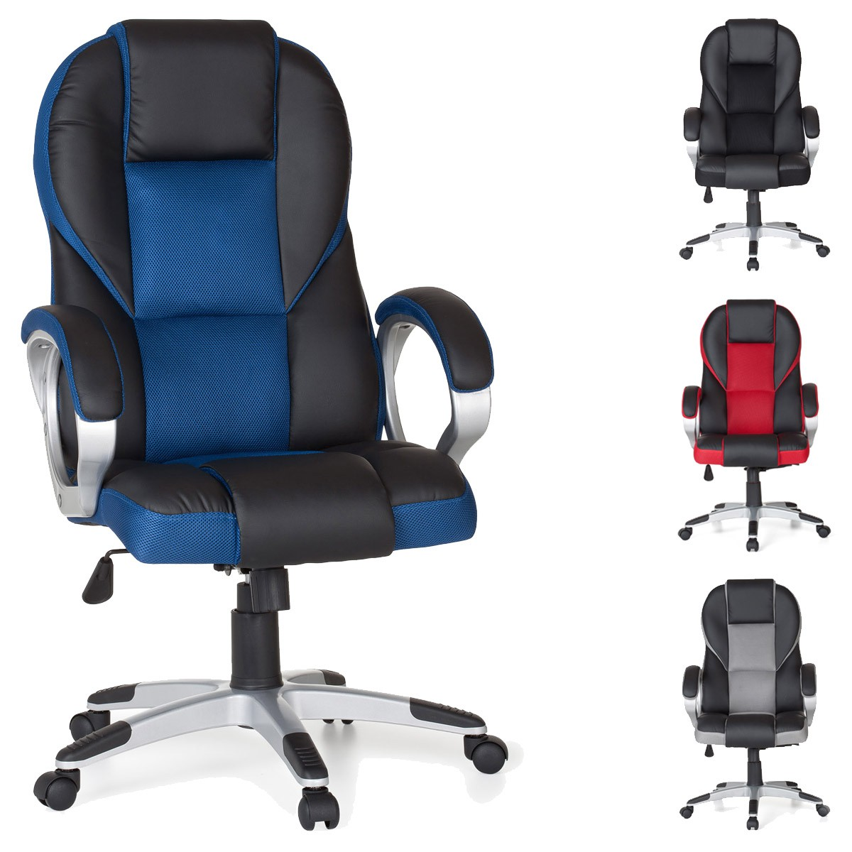 Desk chair gaming furniture the ergonomic gaming desk for Bester chefsessel