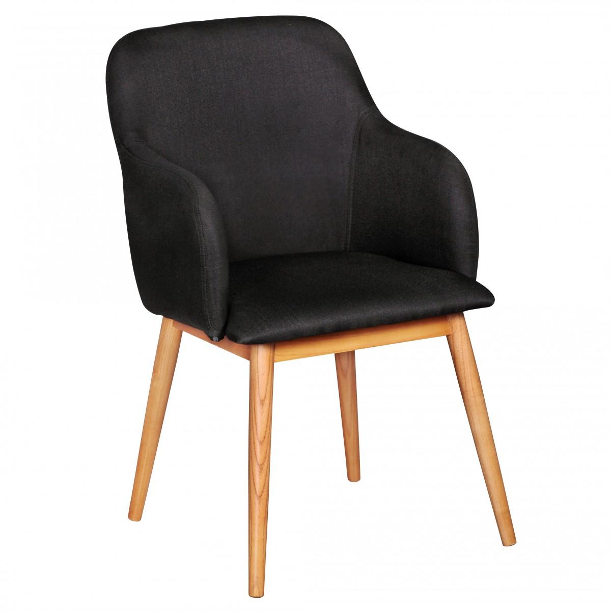 Finebuy silla de comedor retro silla tapizada silla - Sillas para cocina comedor ...