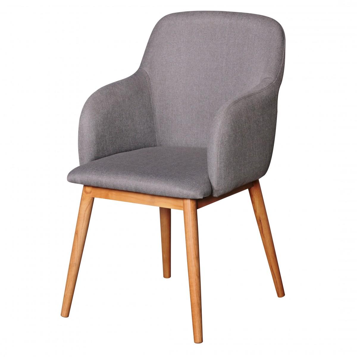 Finebuy retro esszimmerstuhl polsterstuhl stoff bezug r ckenlehne design k chen stuhl mit - Retro esszimmerstuhl ...