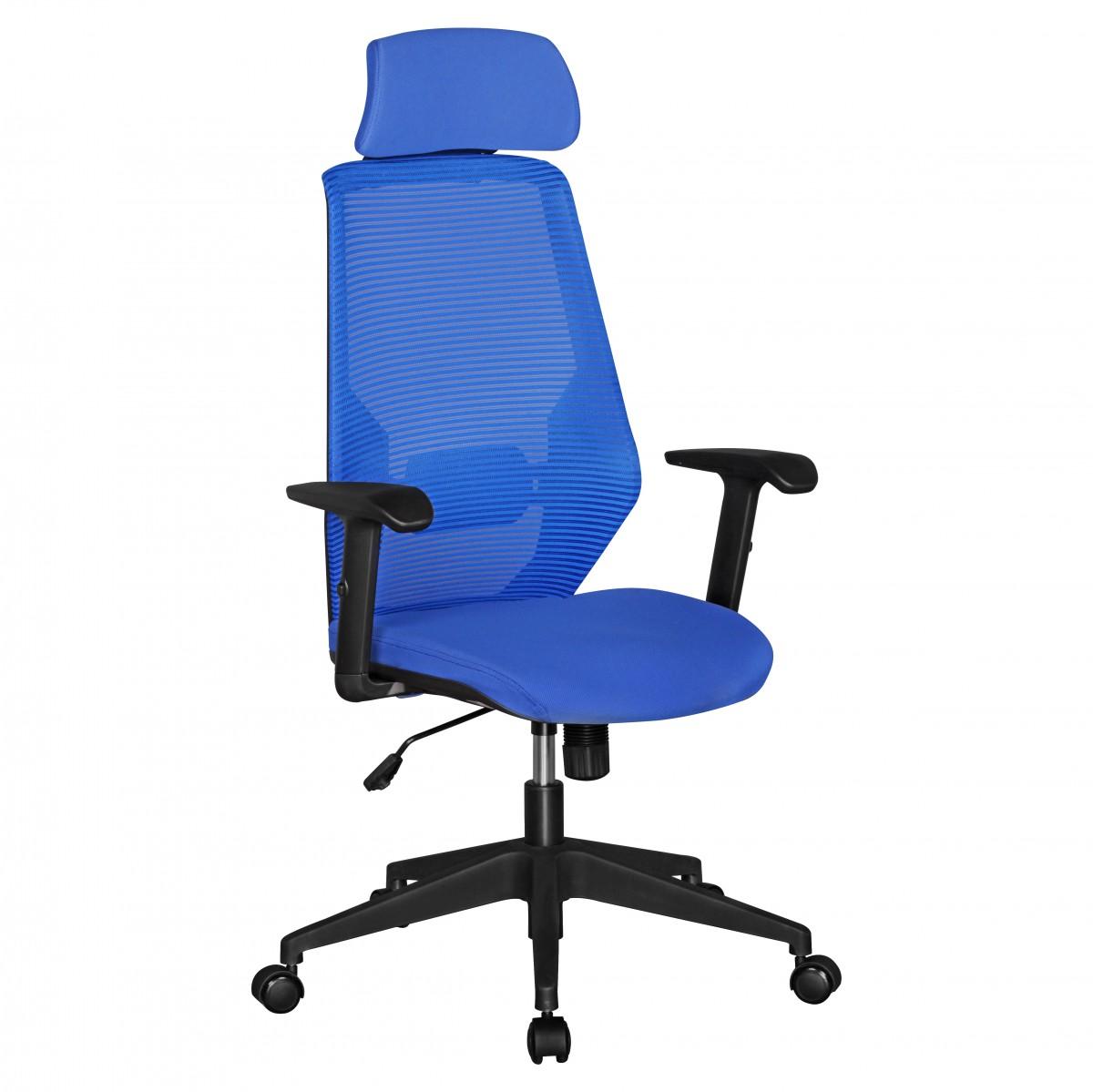 Finebuy space si ge en tissu chaise de bureau fauteuil - Fauteuil de bureau tissu ...