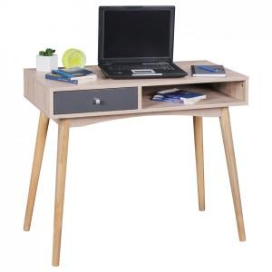 der schreibtische online shop finebuy. Black Bedroom Furniture Sets. Home Design Ideas