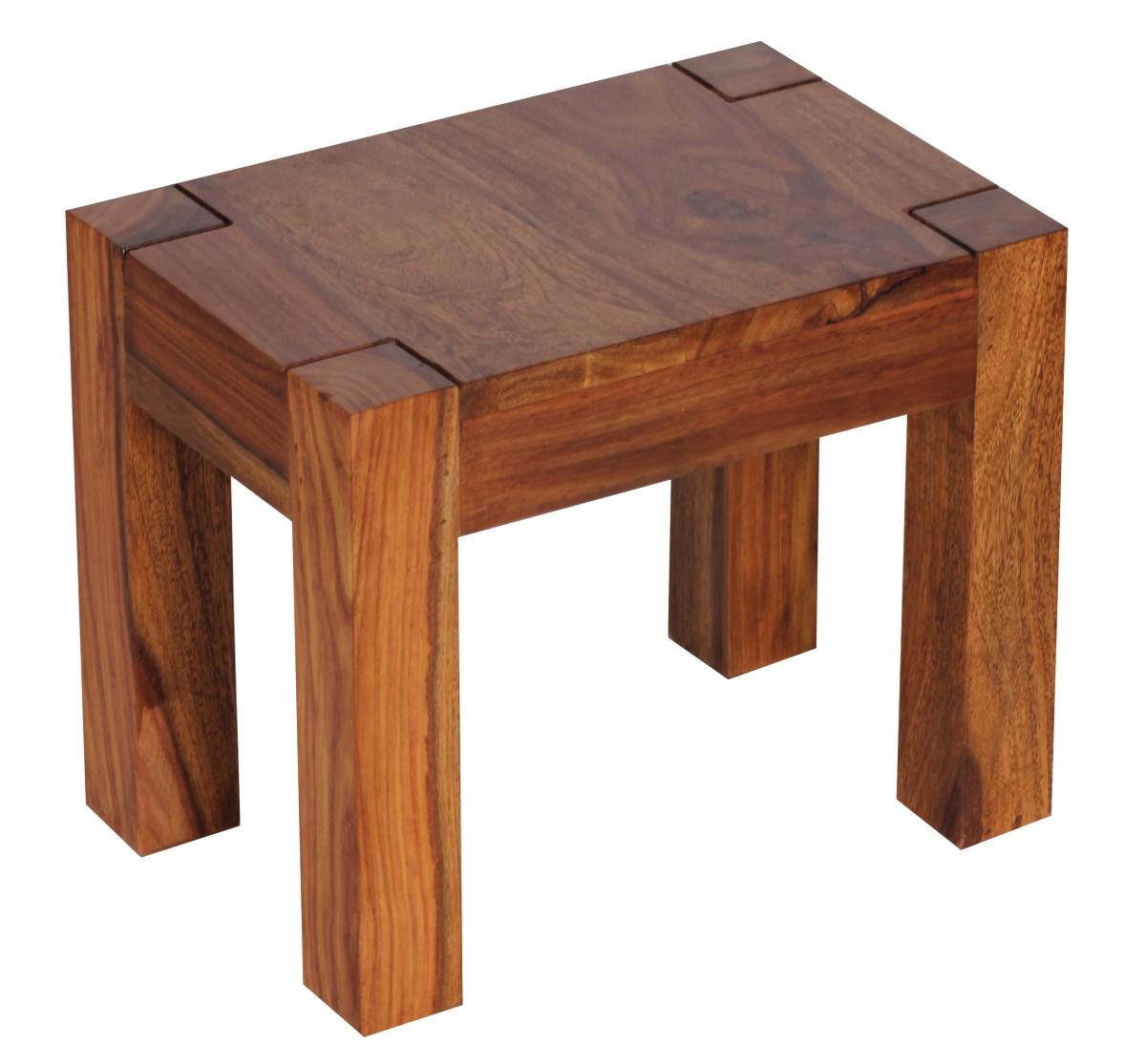 Palissandre 3 pi ces table basse solide d 39 appoint en bois for Table en palissandre massif