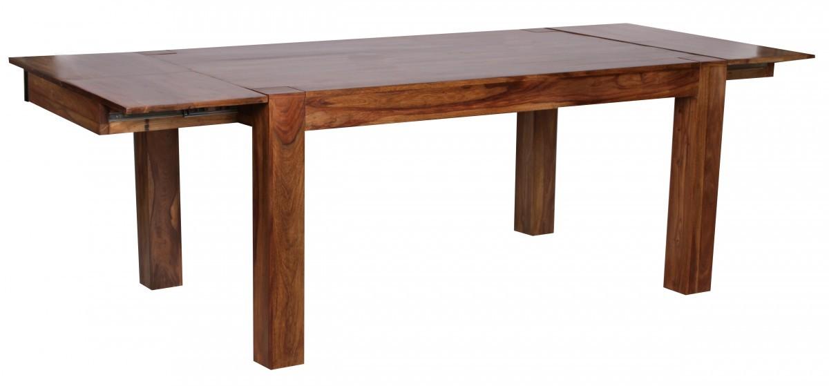 xxl esstisch massiv 160 240 cm ausziehbar massivholz esszimmer tisch neu ebay. Black Bedroom Furniture Sets. Home Design Ideas