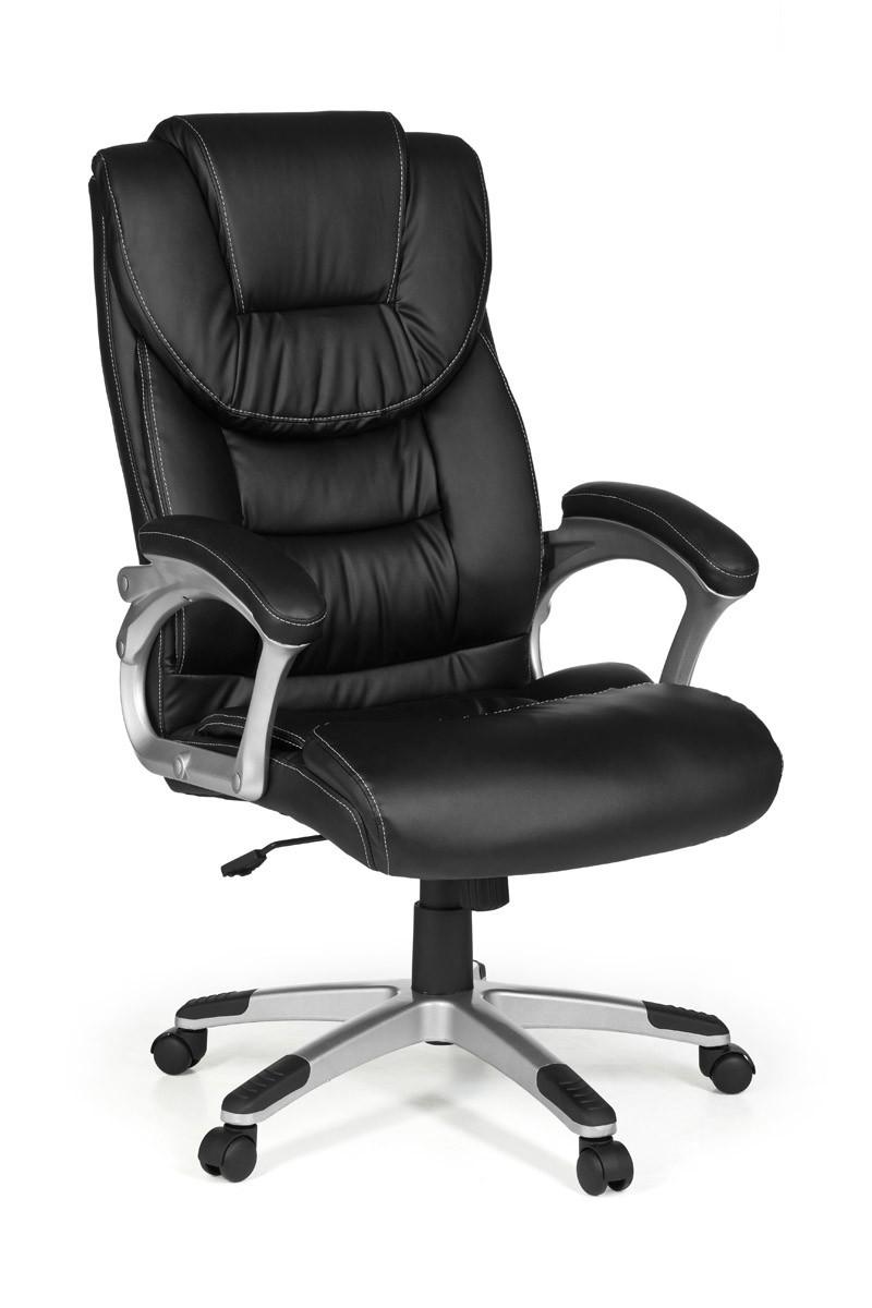 eleganter xxl chefsessel b rostuhl drehstuhl schwarz kunst. Black Bedroom Furniture Sets. Home Design Ideas