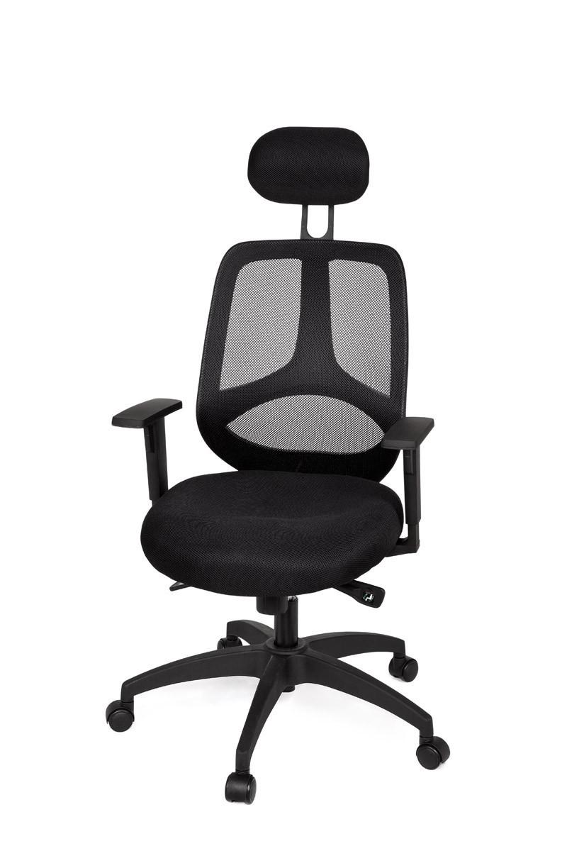 moderner chefsessel schwarz b rostuhl drehstuhl schreibtischstuhl sessel neu ebay. Black Bedroom Furniture Sets. Home Design Ideas