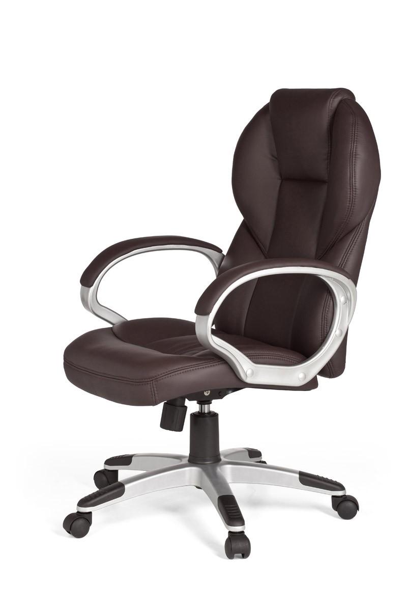 wow xxl design chefsessel kunst leder b rostuhl drehstuhl braun sessel neu ebay. Black Bedroom Furniture Sets. Home Design Ideas