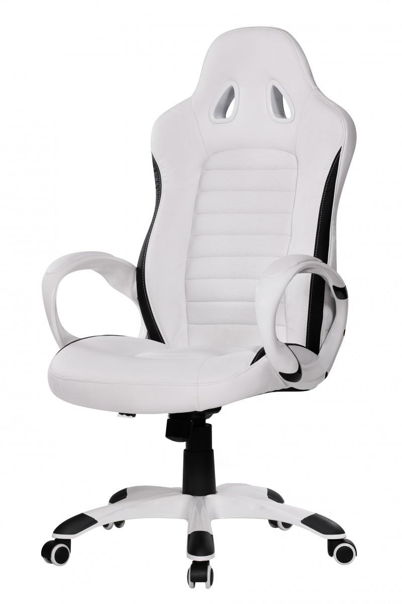 xxl racing sport b rostuhl chefsessel wei drehstuhl. Black Bedroom Furniture Sets. Home Design Ideas